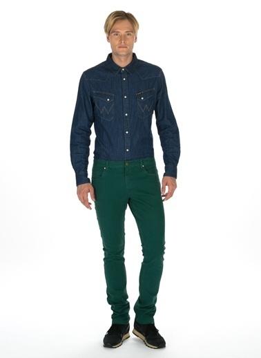 T-Box Pantolon Yeşil